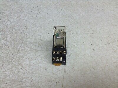 Omron MY4N 24 VDC Coil Relay with Base (TSC)