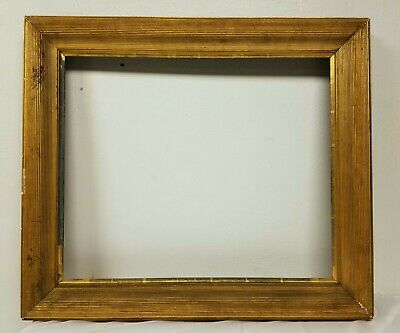 Antique James Whistler Aesthetic Gold Picture Frame