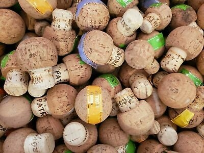 40 (Patron Tequila 750 ML Corks), Used / Up cycled / Great Crafting Condition.