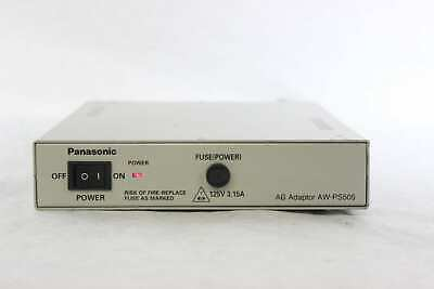 Panasonic AW-PS505 AC Adaptor / Power Supply