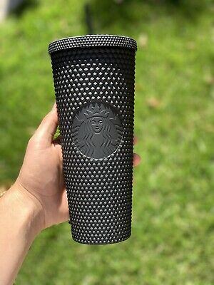 Starbucks Matte Black Studded Tumbler Cup Limited Edition Fall 2019 SOLD OUT NEW