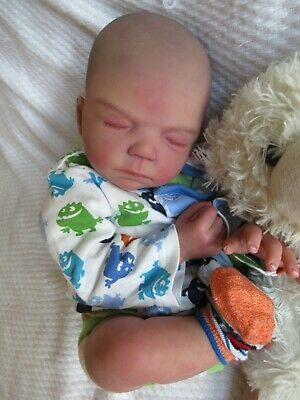 SOLD OUT Reborn Baby BOY Doll -   DEVINE by TAMIE YARIE  -  SWEET Dreamer