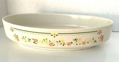 Lenox Temper Ware Countryside Oval Vegetable Bowl