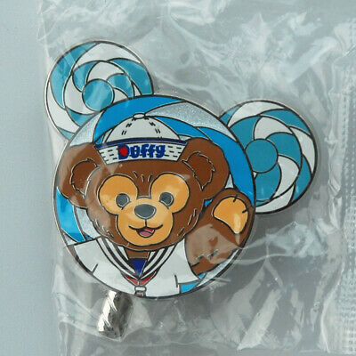 Disney Pin Hong Kong HKDL 2017 Lollipop Mystery Tin Duffy Disneyland Rare New