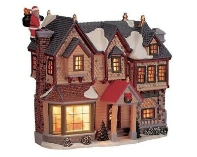 NEW - LEMAX WAITING FOR SANTA Code:05503