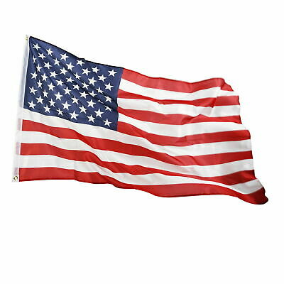 American Flag 3 x 5 ft Heavy Duty Outdoor USA United States w/Grommets