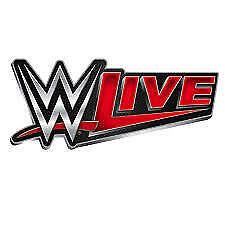 WWe Live Melbourne Tickets FULL VIEW