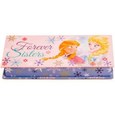 Girls Pink Frozen Jewellery Trinket Box Disney Official Merchandise