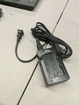 Genuine Original OEM Nikon MH-18 Quick Charger