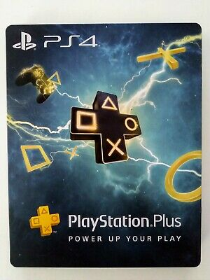 Steelbook Playstation Plus - Officiel - PS4