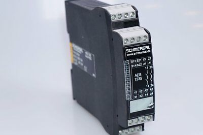 Schmersal Safety Relais Aes 1235 AES1235 24VDC