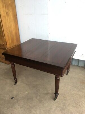 19th Century & Later Mahogany Extending Dining Table
