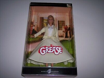 Sandy From Grease 25th Anniversary Collector Edition Barbie Doll  2004
