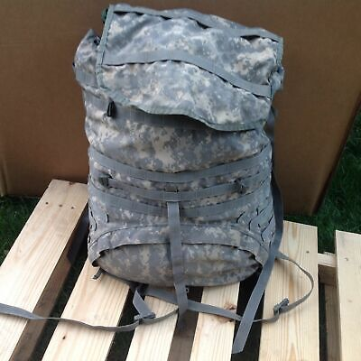 Made in USA Army MOLLE II Ruck Sack ACU Digital Rucksack Back Pack Main Bag USGI