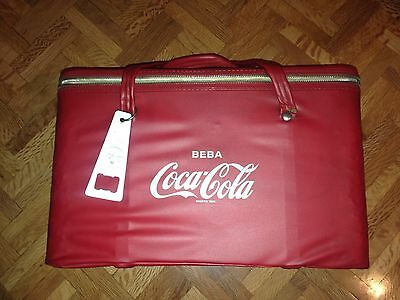 Vintage Coca Cola Nevera Portatil 1960