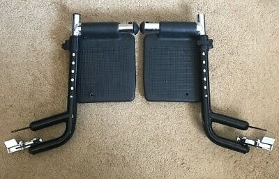WHEELCHAIR PARTS ELEVATING Leg Rest Footrest Invacare Drive