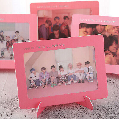 KPOP BTS Aurora Photo Frame Map Of The Soul Persona JIMIN V SUGA Personal Photo