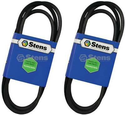2 Pack Stens 265-579 OEM Replacement Belt Fits Toro 102741