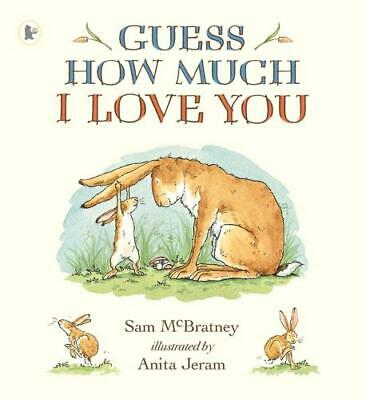 Guess How Much I Love You, McBratney, Sam, New Book