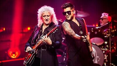QUEEN & Adam Lambert Metricon Stadium Floor Seating Tickets