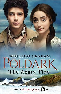 The Angry Tide: A Novel of Cornwall 1798-1799 (Poldark) by Graham, Winston