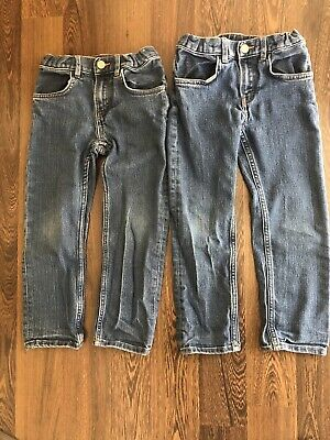 Twin Boys H&M Slim Fit Jeans 5-6 Years