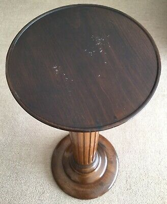 Beautiful Antique Plant Stand/Pedestal Made By Ackmans Ltd Fitzroy