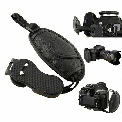 Camera Wrist Strap Leather Hand Grip for Canon EOS Nikon Sony Olympus SLR / DSLR