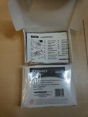 20ct Dymo 60622 LabelWriter Cleaning CardsSEE DESCRIPTION