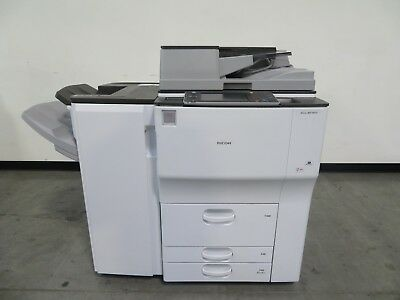 Ricoh MP6002 Mp 6002 Copieur Imprimante Scanner - 60 Ppm - Seulement 121K Mètre