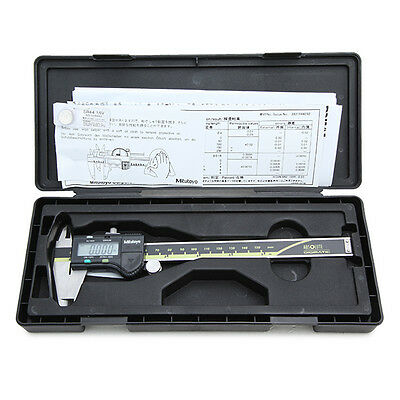 Absolute Digimatic Vernier Caliper Digital  Mitutoyo 500-196-20/30 150mm/6""