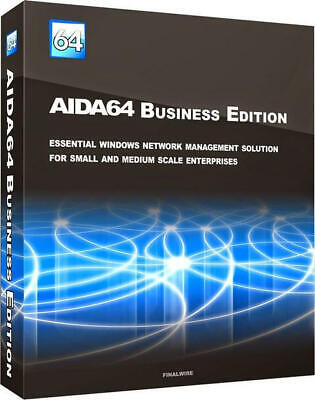AIDA64 Business LifeTime License Download Link + Key Global