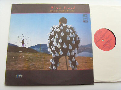 PINK FLOYD - Delicate sound of thunder NM/NM original russian 2LP