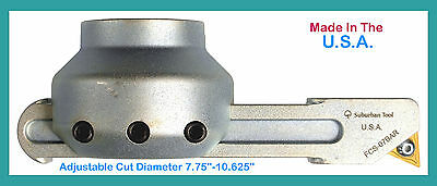 Suburban Tool Fly Cutter With R8 Arbor, See our Videos