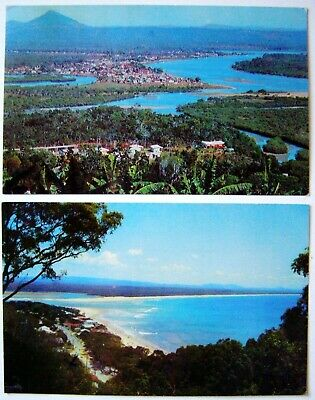 Vintage Postcards from the 1950's NOOSA  AREA - Noosaville Tewantin Queensland