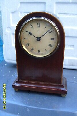 Mantel  Clock  Hac  Time Piece  Working With Key