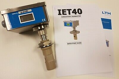 LTH IET 40 Conductivity Transmitter  4-20 mA