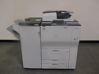 Ricoh Aficio Mp 6503 MP6503 Copieur - 65 Page par Minute - Seulement 192K Copies