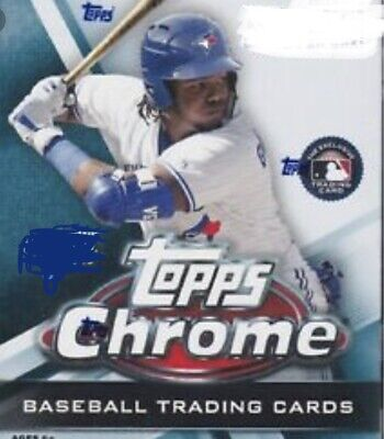 2019 topps chrome base 1 thru 204 you pick