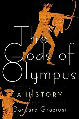 The Gods of Olympus by Barbara Graziosi [KINDLE-EPUB-PDF]
