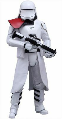 Hot Toys Movie Masterpiece STAR WARS FIRST ORDER SNOWTROOPER OFFICER 1/6 Figure