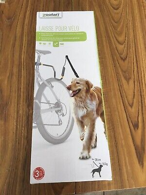 Zoofari Bike Dog Lead Proper Quality Lead/bike  Arm That Actually Works BNIB