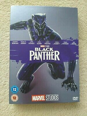Black Panther Marvel Dvd