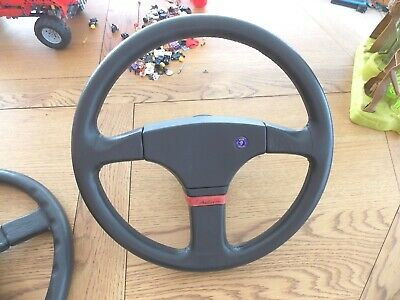 Genuine OEM Saab Momo leather steering wheel  CARLSSON CLASSIC 900