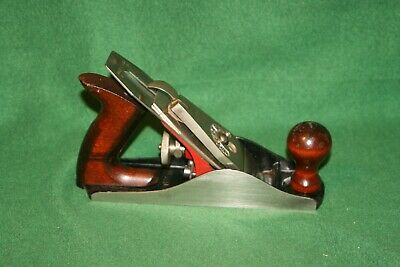 Extra Fine Vintage Patented Millers Falls No 9 Smooth Plane Inv# WF03