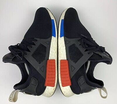 purchase cheap 4f219 d2436 ADIDAS NMD R1 PK Black Red Blue OG 13