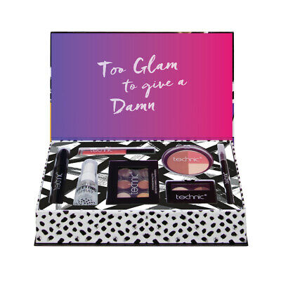 Technic Beauty Glam Squad Make-Up Collection Gift Set New Xmas Gift