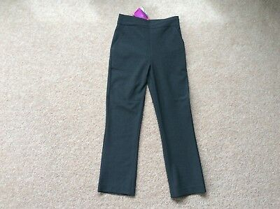 John Lewis Girls Bootleg School Trousers BNWT Ages 10 and 11 Years available