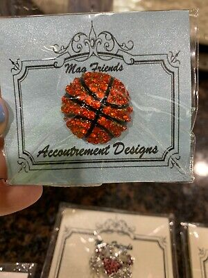 Mag Friends Accoutrement Designs BASKETBALL needle Minder Buddy