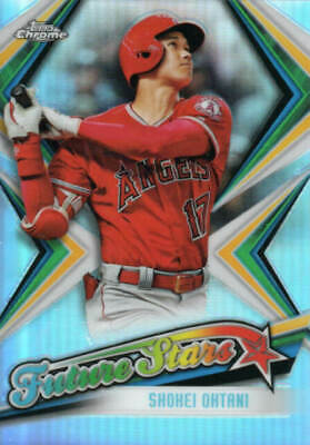 2019 TOPPS CHROME FUTURE STARS INSERT You Pick Complete Your Set FREE SHIPPING